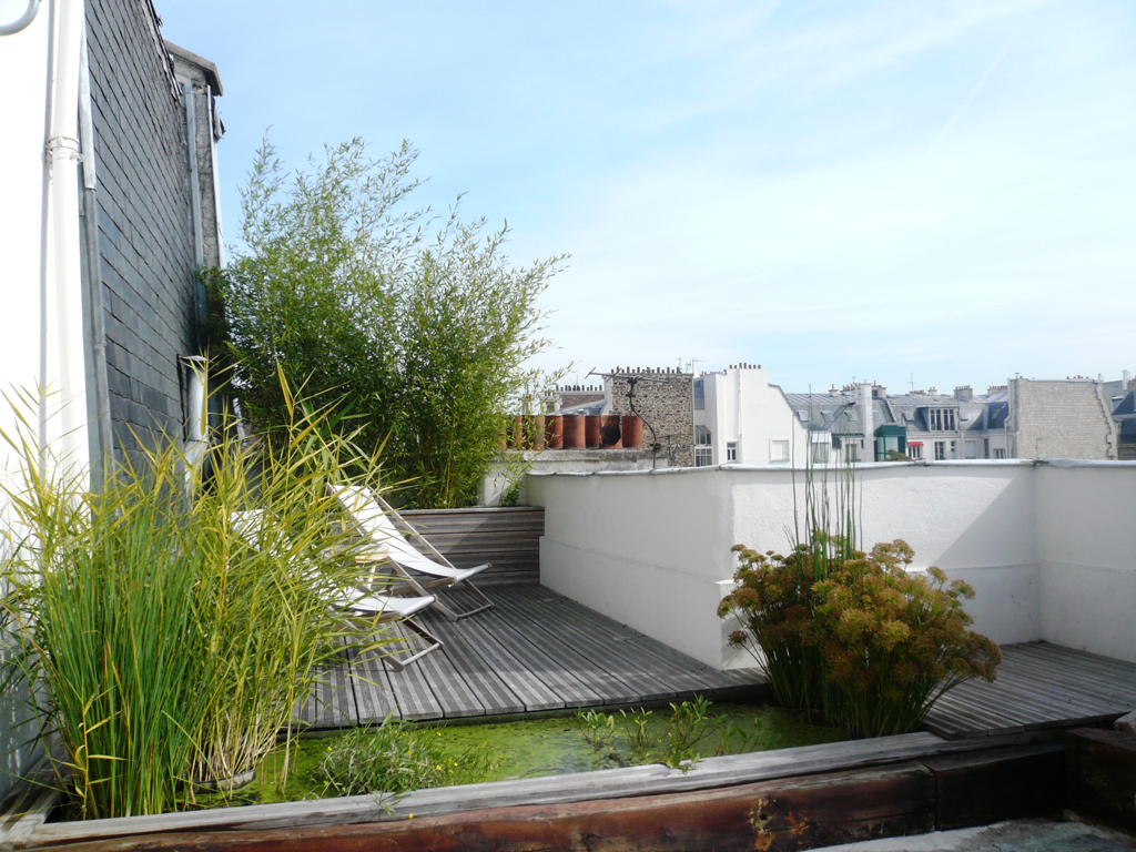 amenagement de terrasse appartement